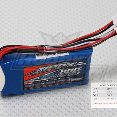 Receiver battery packs